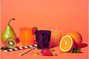 Стеклоподобные стаканы фото