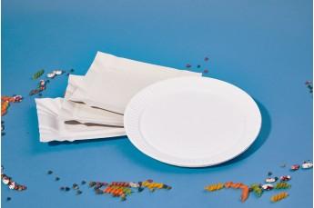 Бумажные тарелки фото