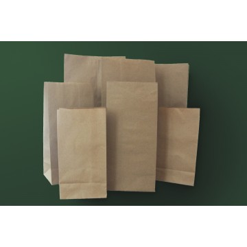 Крафтовые пакеты