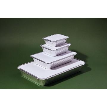 Алюминиевая упаковка  фото