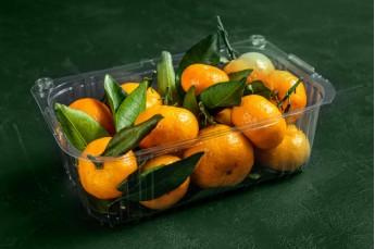 Упаковка для ягод и фруктов фото