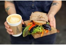 Применение одноразовой посуды в кофейнях